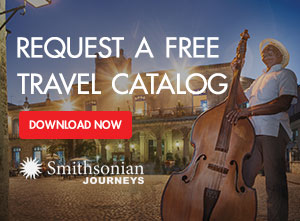 Smithsonian Journeys Catalog Request