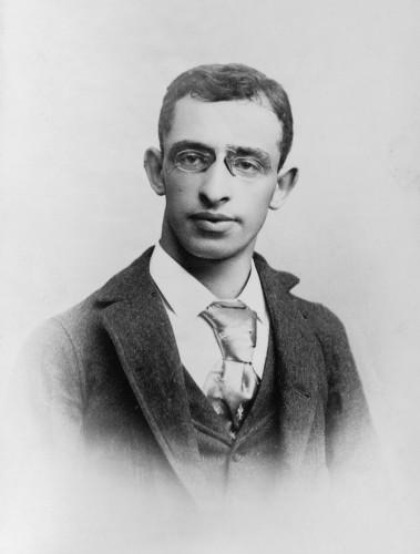 Anarchist Alexander Berkman