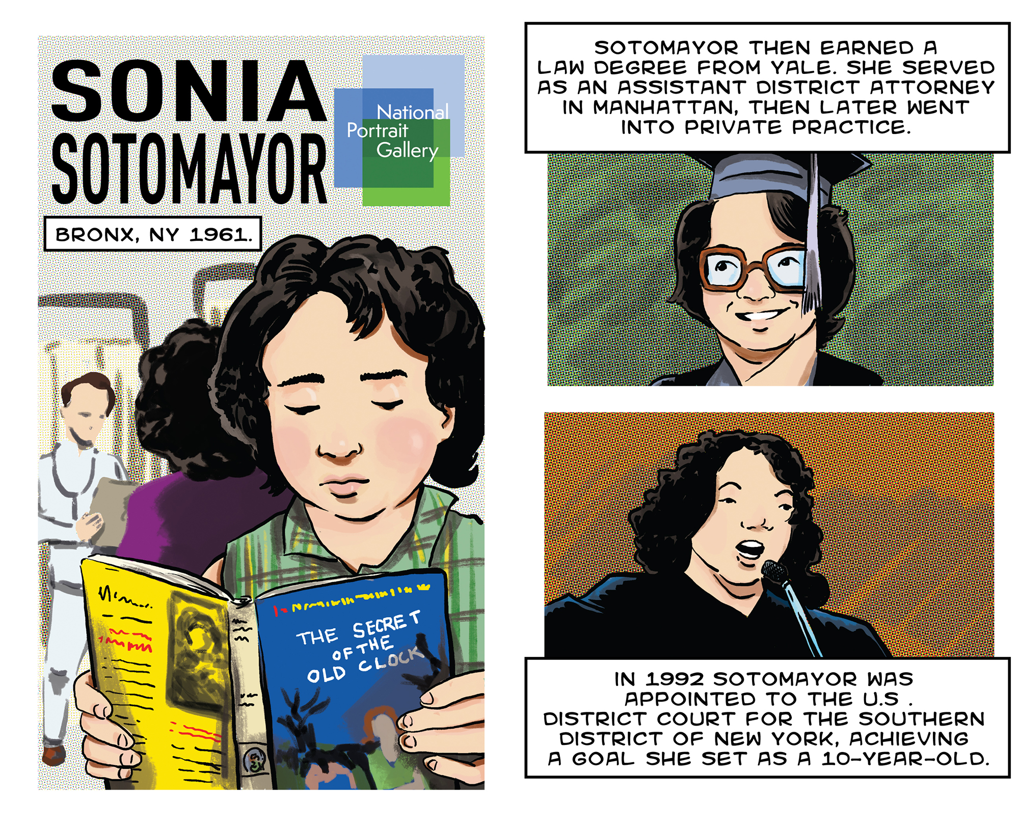 Keeling/ Sonia Sotomayor