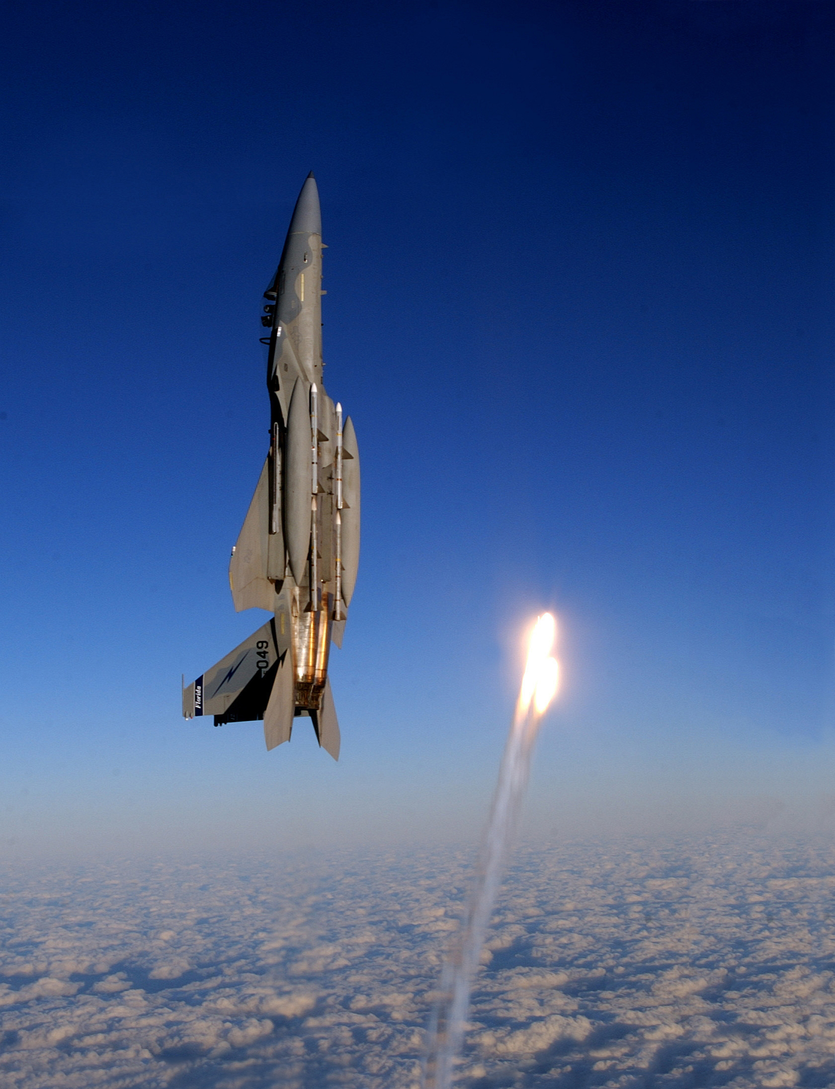Why the F-15