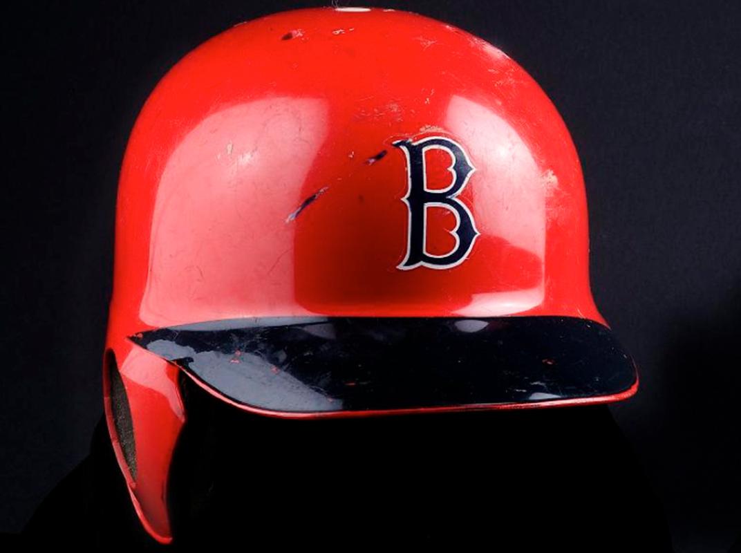 Carl Yastrzemski of the Boston Red Sox