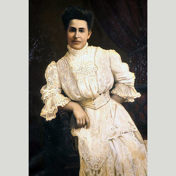 white dress mary church terrell