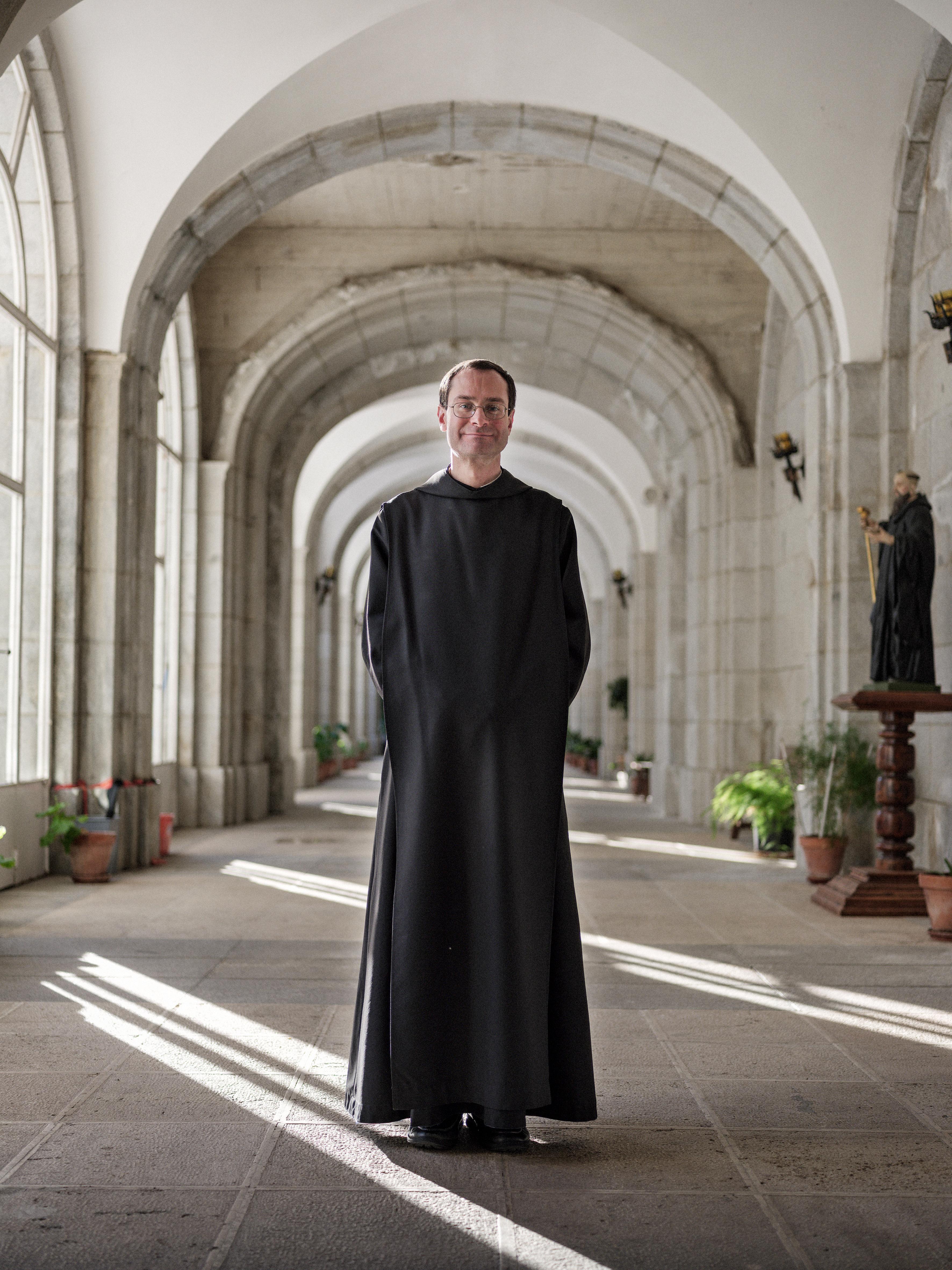 Oposición del padre Santiago Cantera
