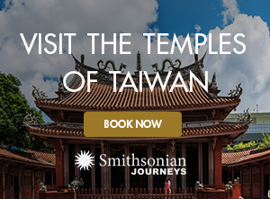 Work with a country specialist to design a custom trip to Taiwan