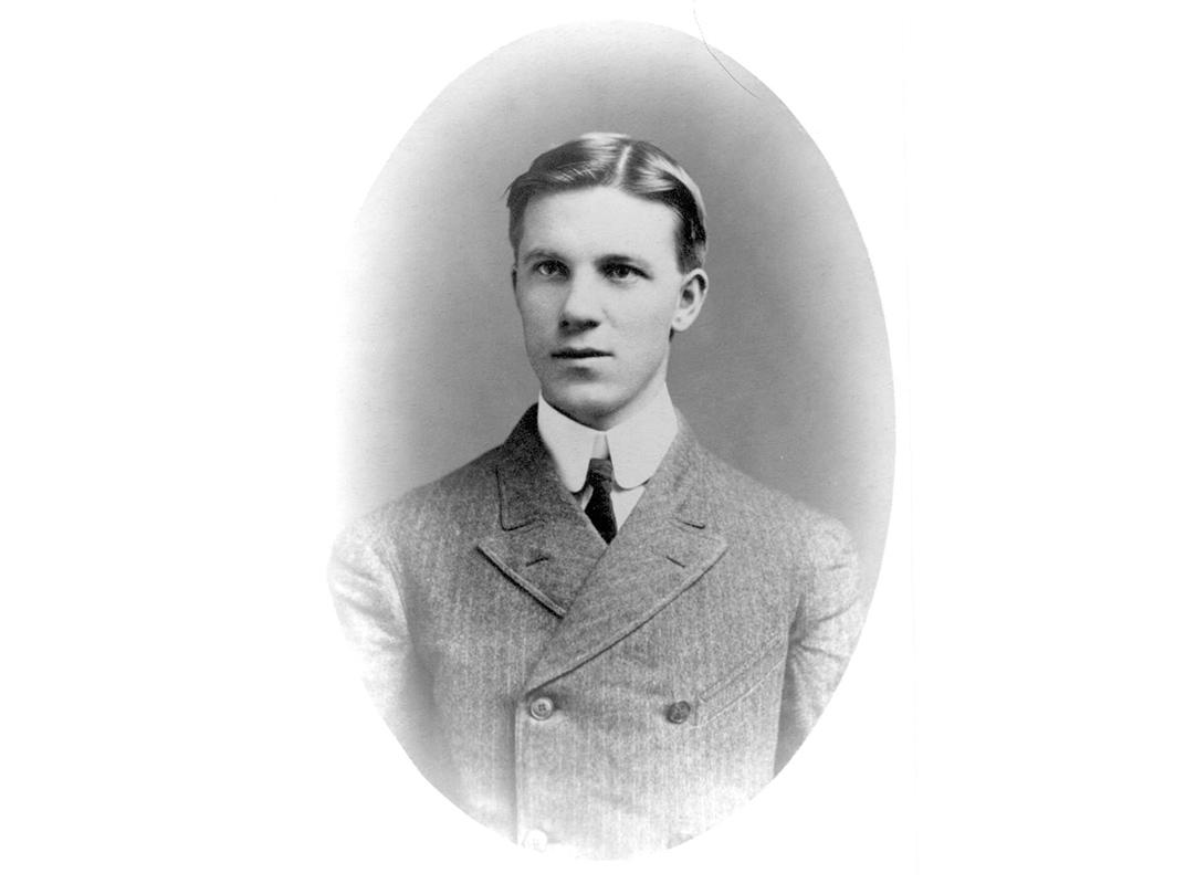 Charles Furnas at age 20