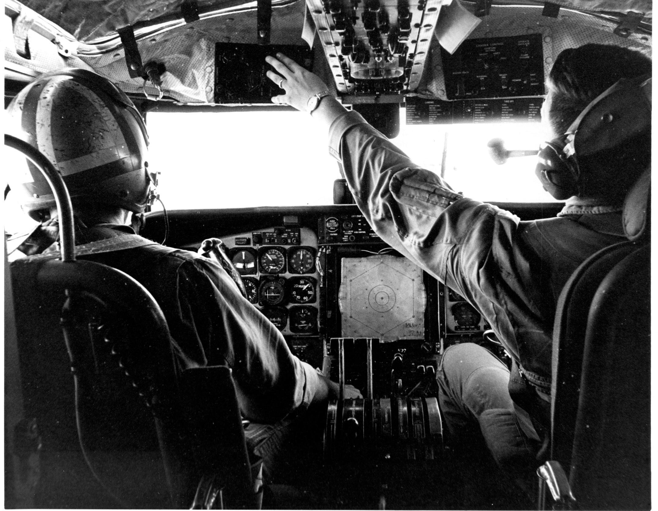 Marlin pilots
