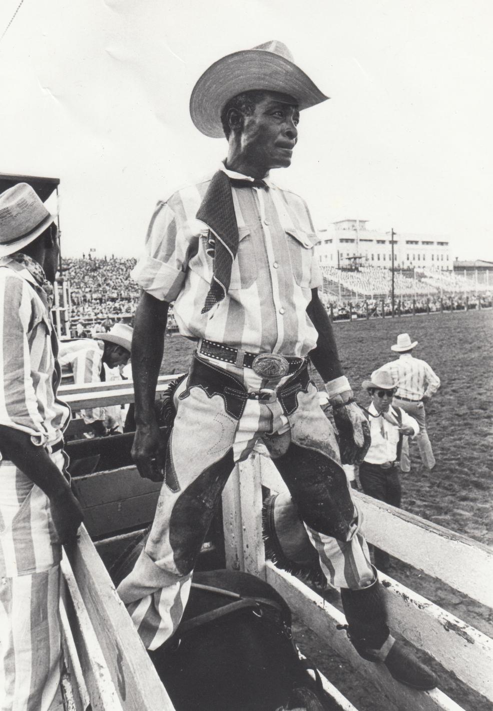 Willie Craig was 56 years old when he won the Top Hand Buckle in 1976.