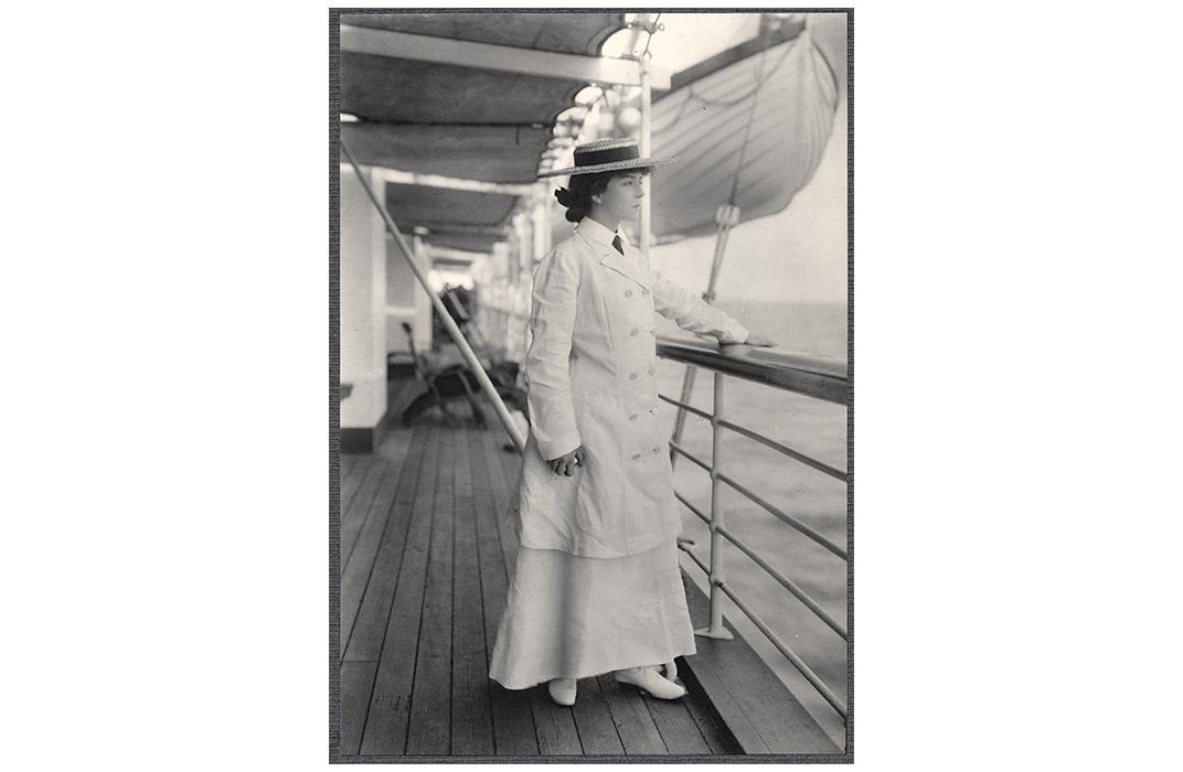 Alice Roosevelt SS Manchuria