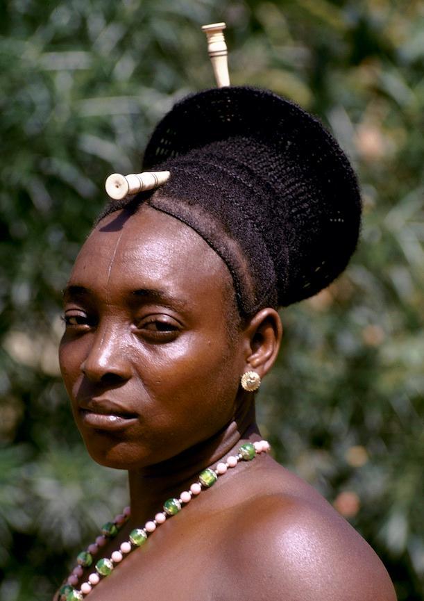 Chief Mogendo's principal wife