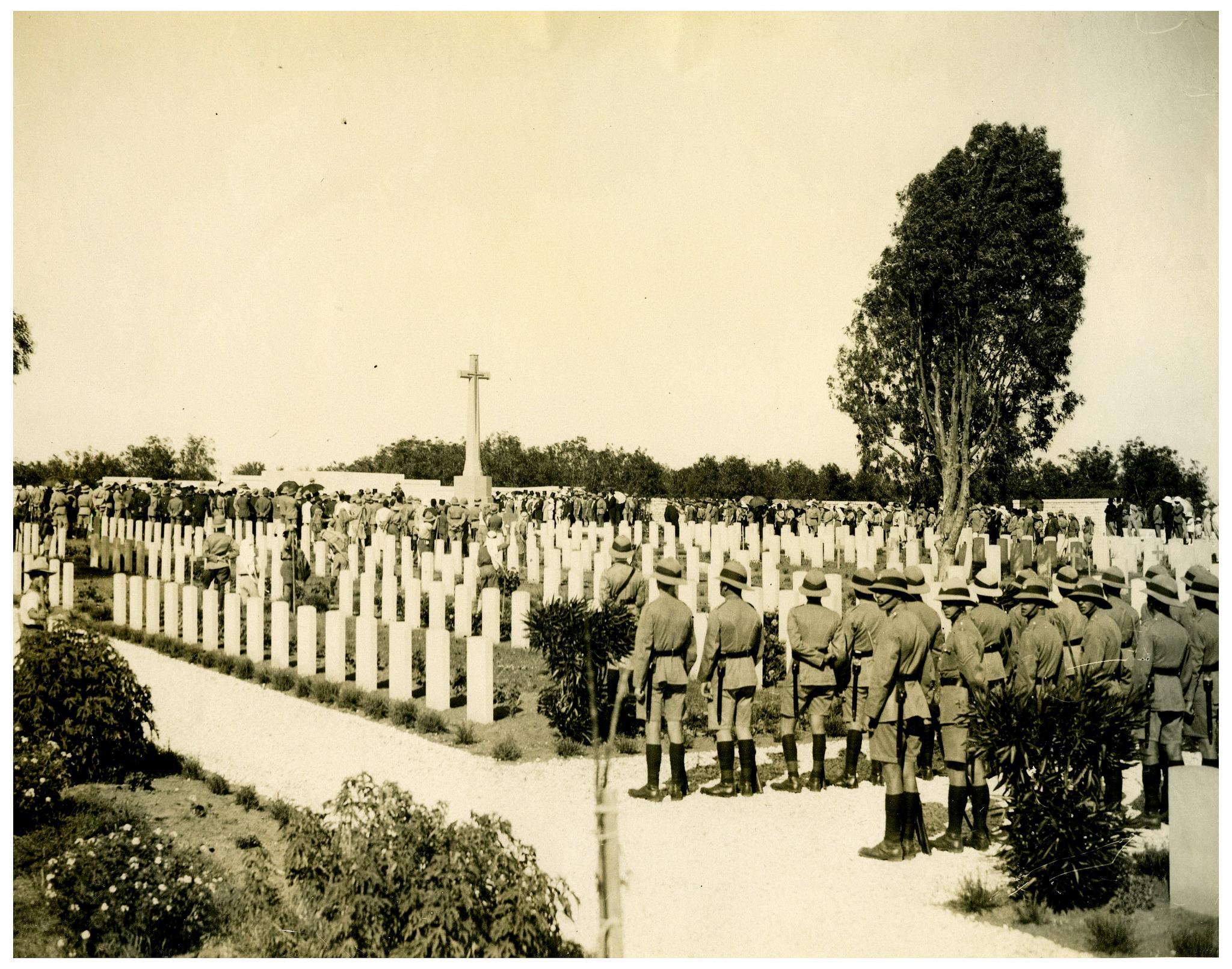 Ramleh CWGC Cemetery