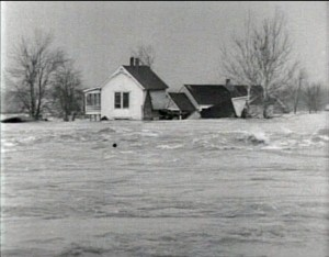 Flooding in The River