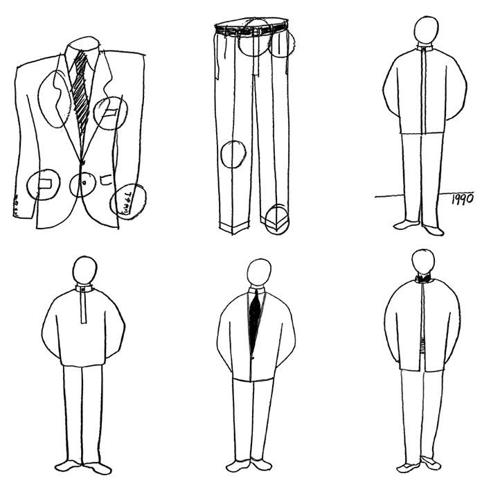 Vignelli clothing line