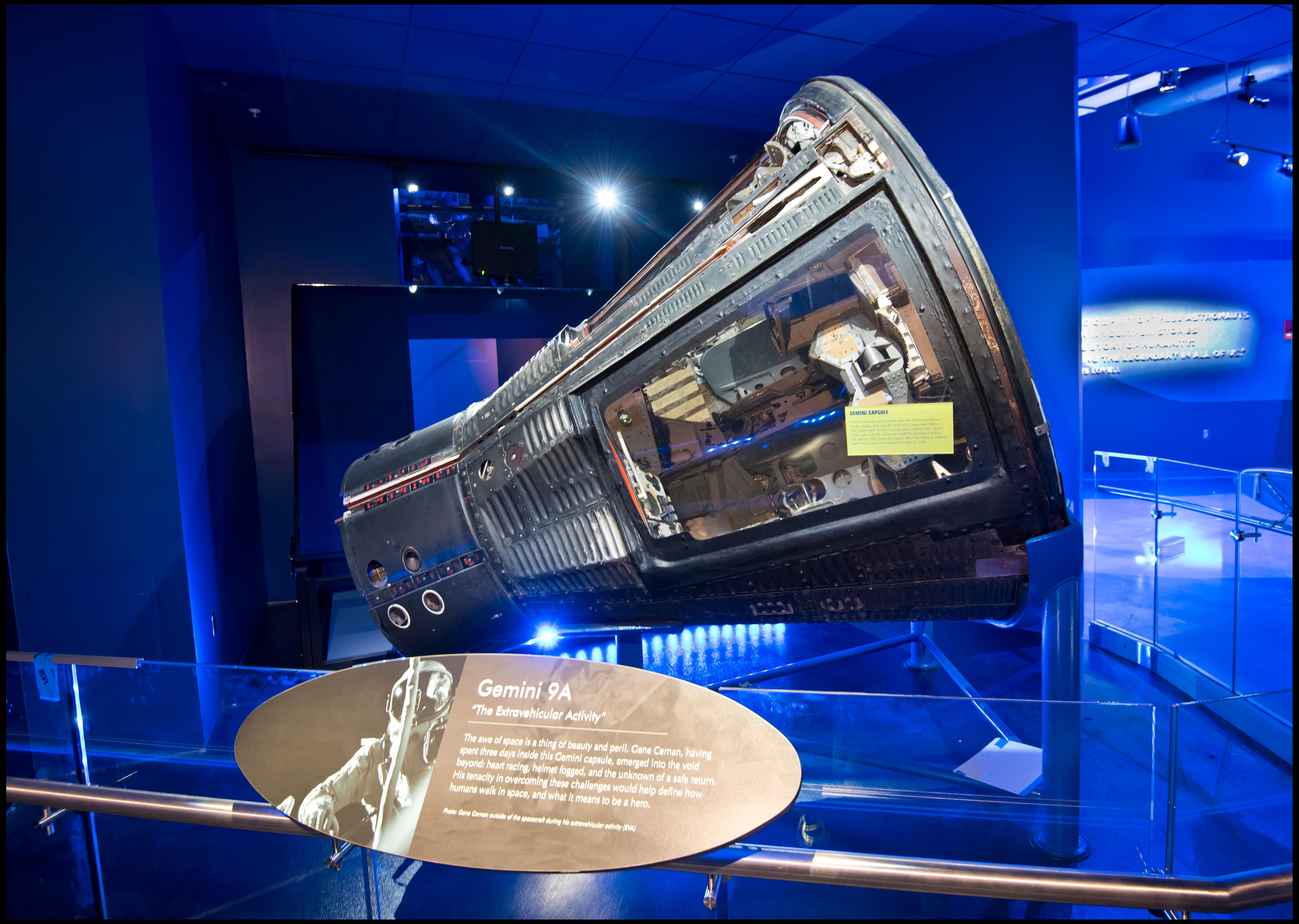 Gemini 9 Capsule