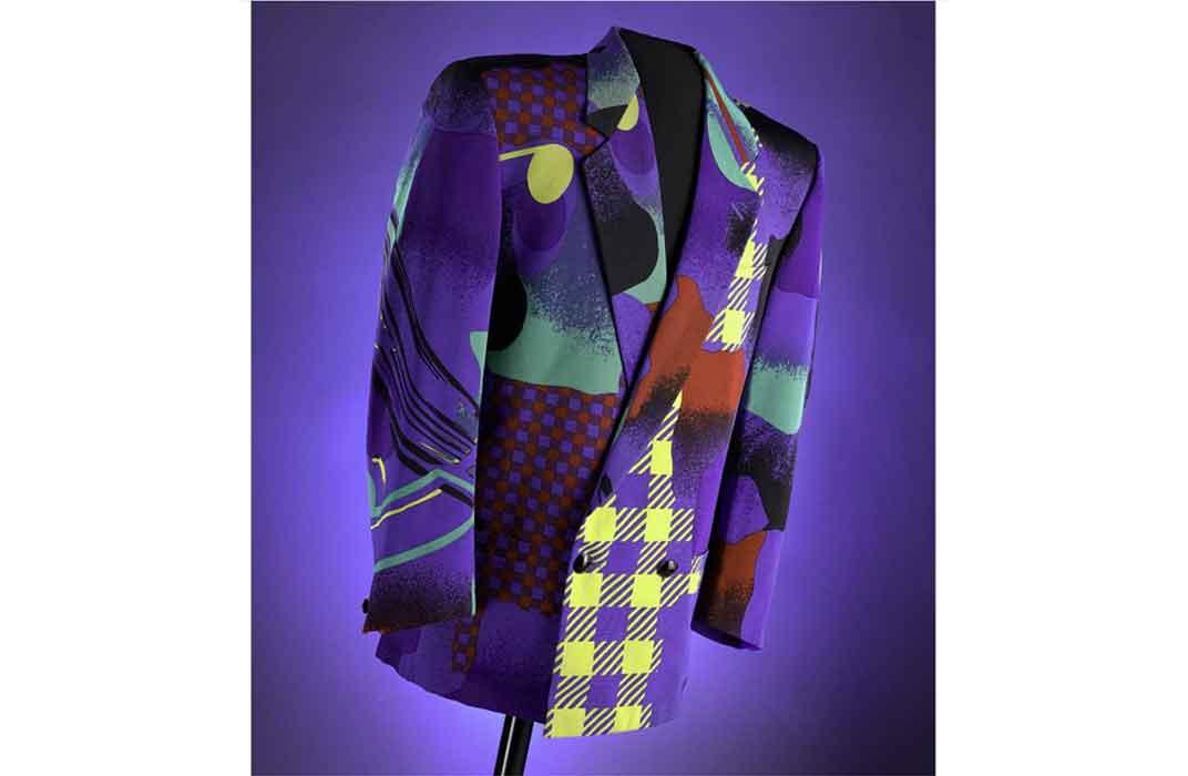 Miles Davis Custom Versace Jacket