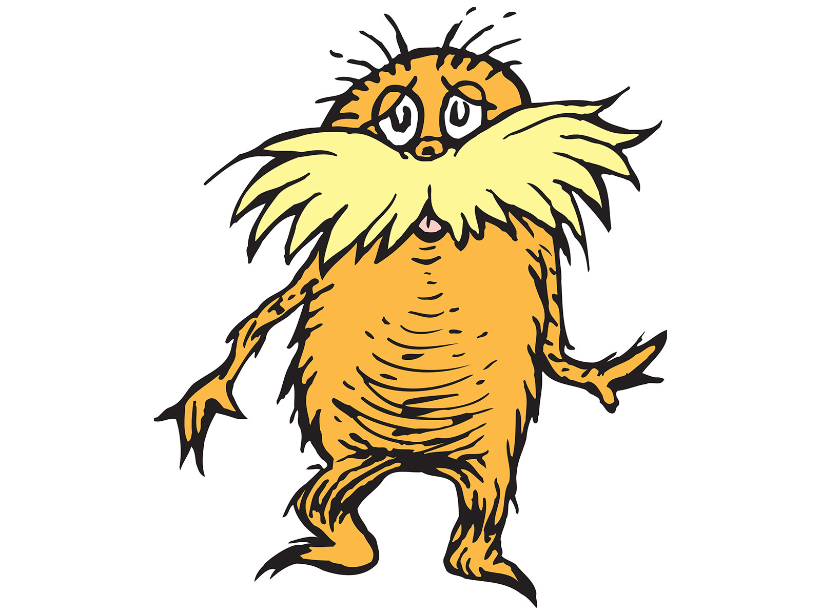 New Research Suggests Dr. Seuss Modeled the Lorax on This Real ...