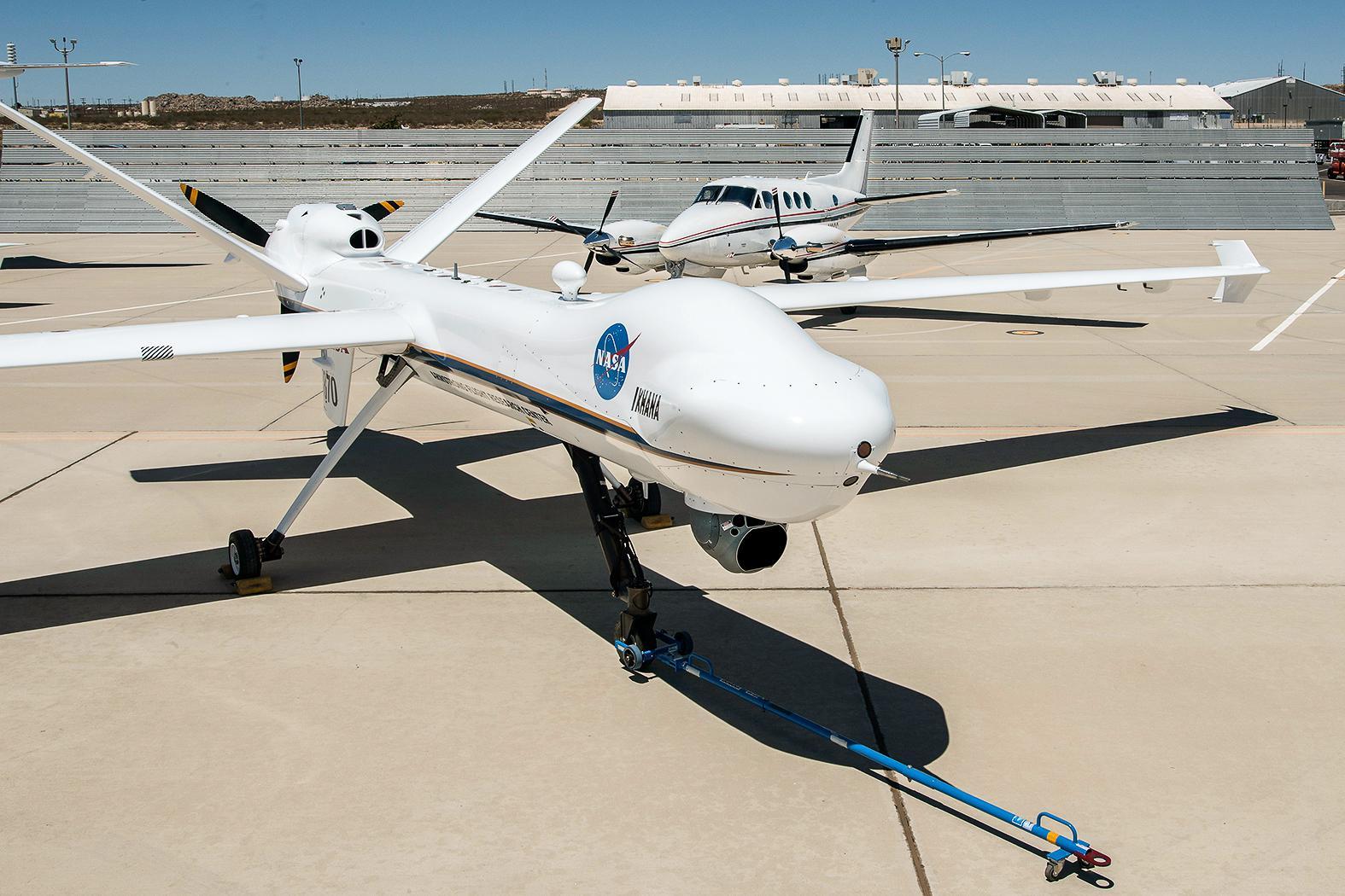 General Atomics MQ-9 UAV