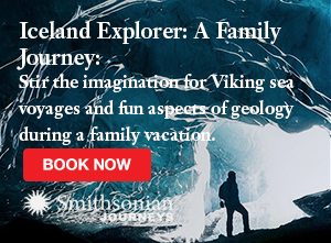 Enjoy a Family Adventure to Iceland