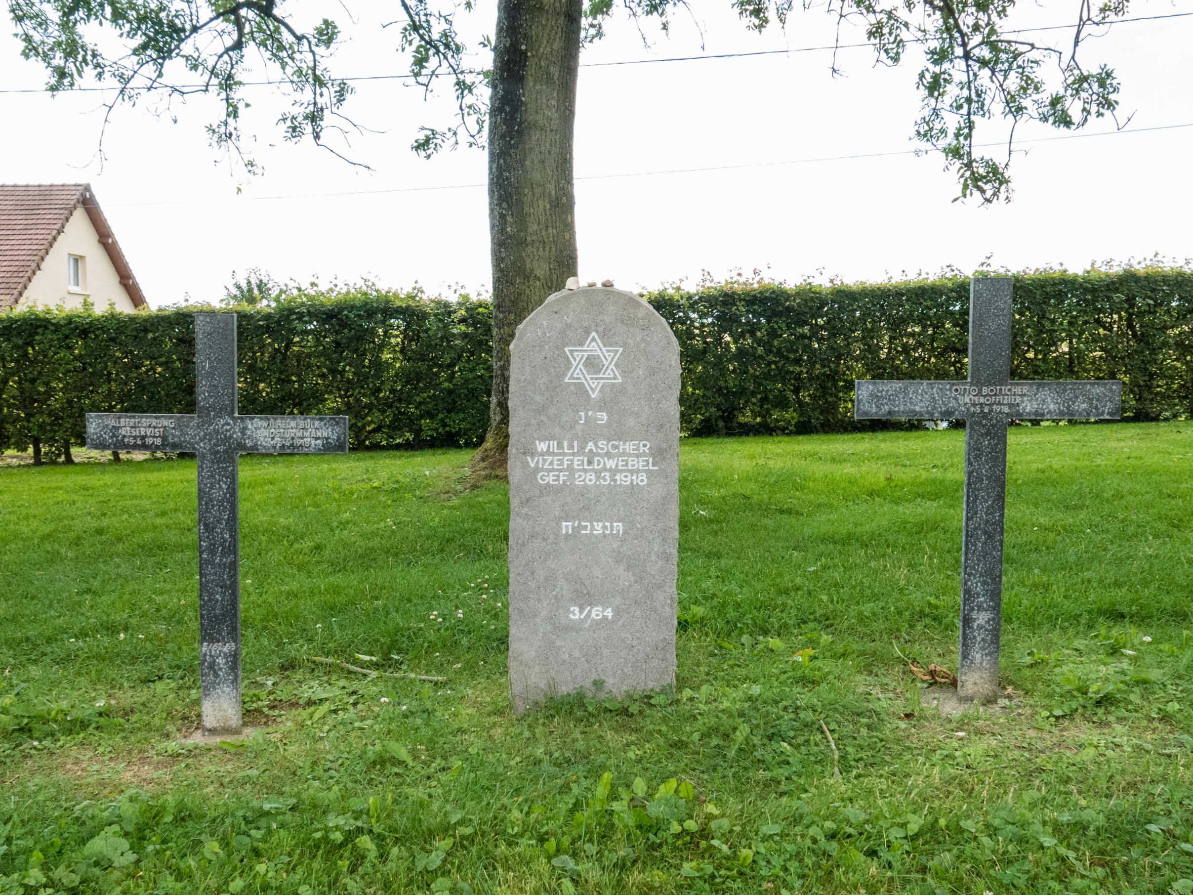 Fricourt German War Cemetery