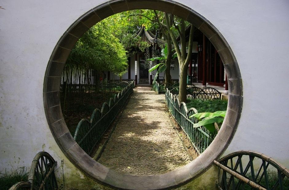 The Canglang Pavilion