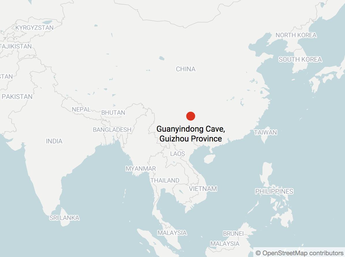 Resultado de imagen para Guanyindong