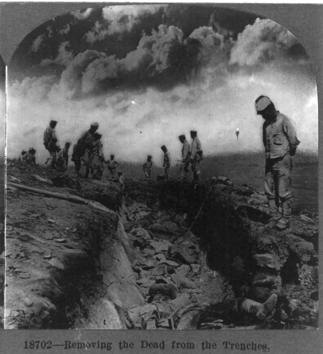 trench warfare essay list of weapons used in trench warfare ww  the legend of what actually lived in the no man s land between removing dead trenches essay