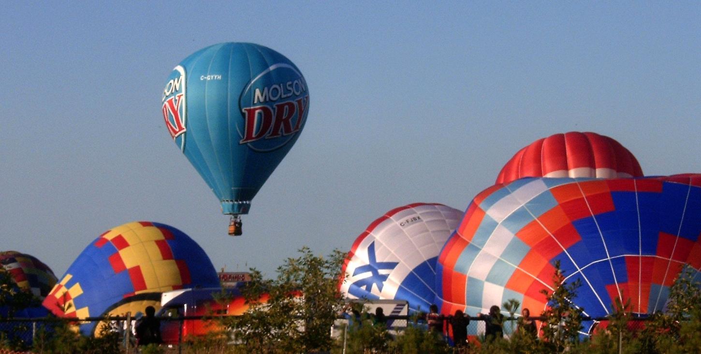 Gatineau Hot Air Balloon Festival - 2005 | Festival de montgolfières de Gatineau