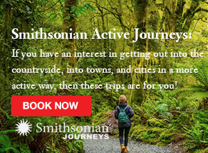 Join Smithsonian Journeys on an Active Journeys