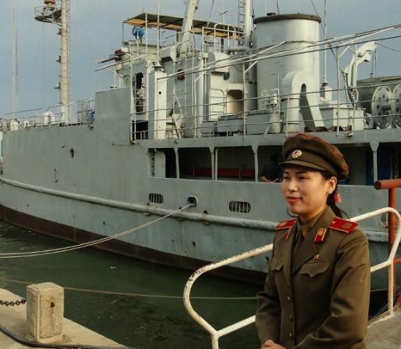 The USS Pueblo