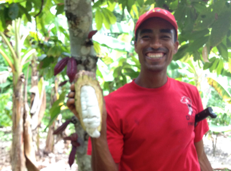 Ecuadorean Cocoa Farmer
