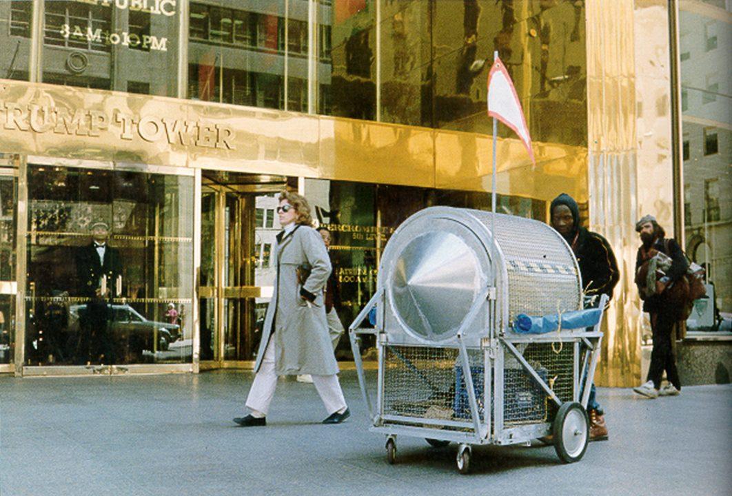 Homeless Vehicle, Variant