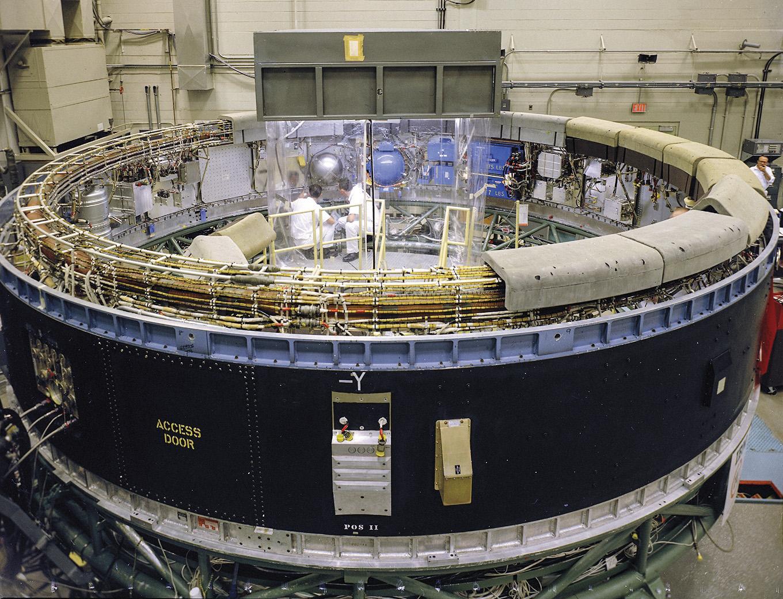 Saturn V's Instrument Unit