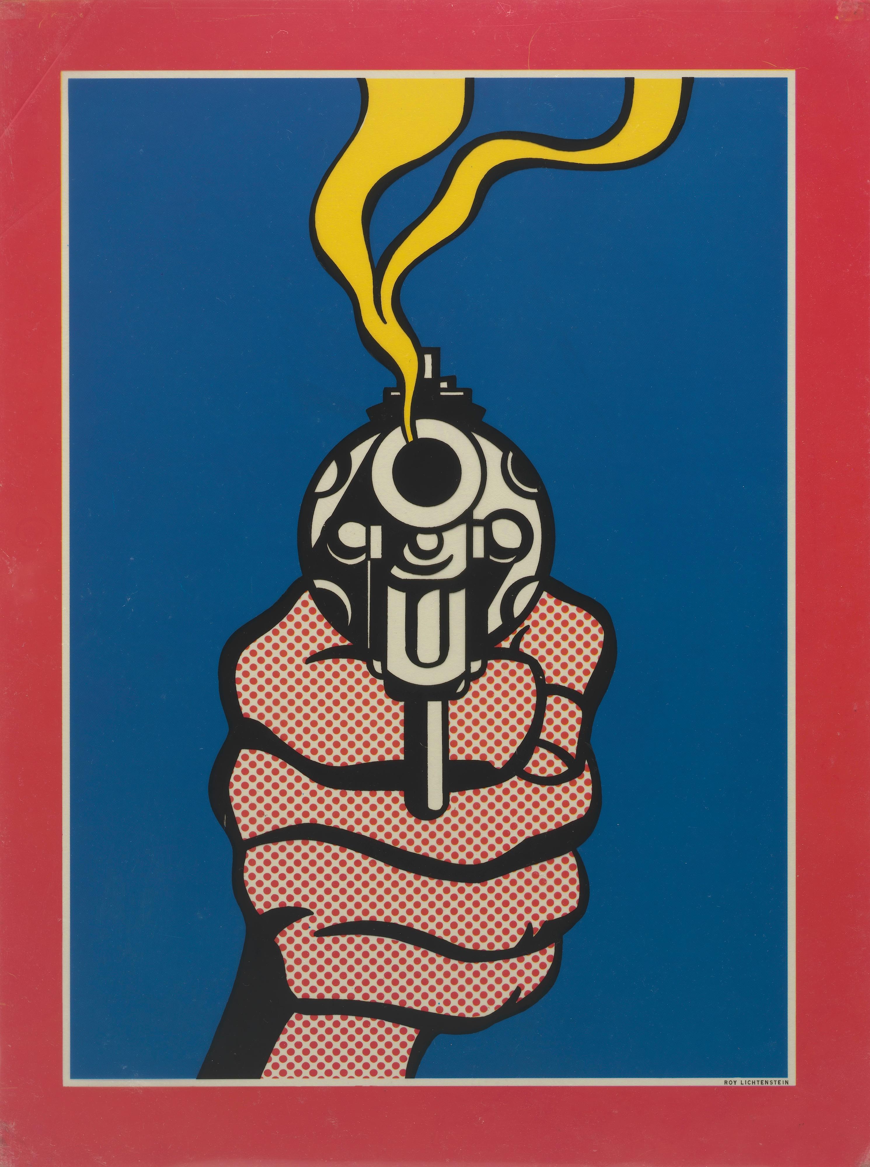 Lichtenstein, Gun in America