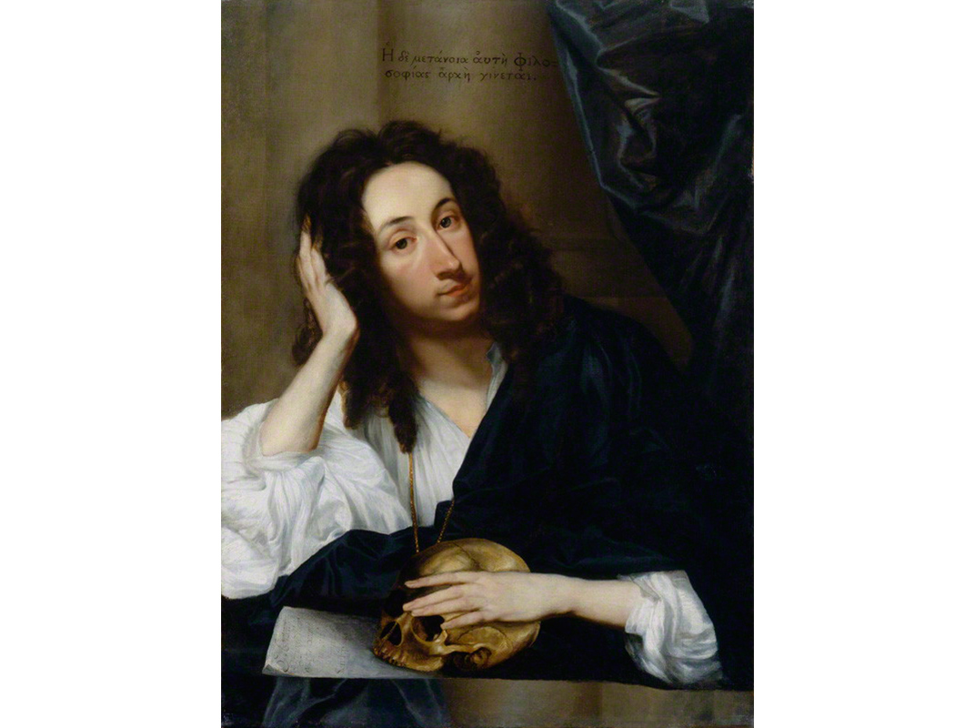 Portrait of John Evelyn