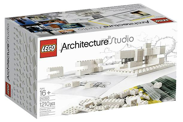 The new Lego architecture studio