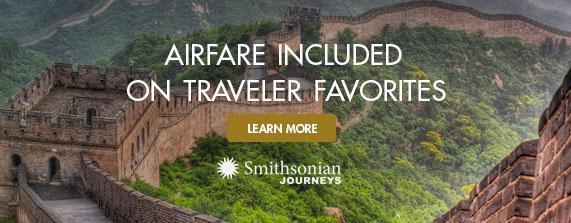 Travel with Smithsonian Journeys