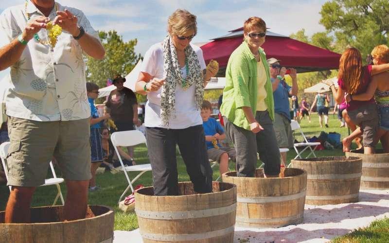 Courtesy of the Colorado Mountain Wine Festival