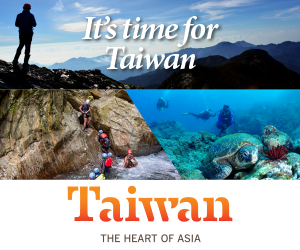 It's Time for Taiwan