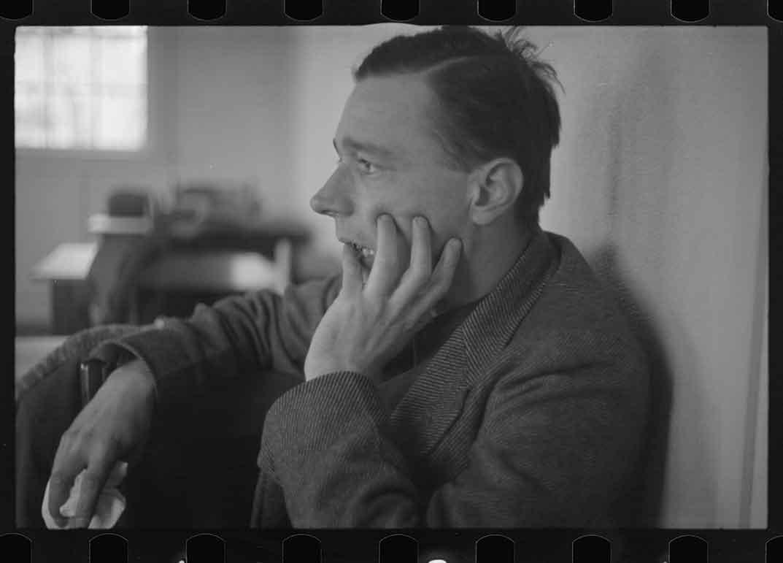 Walker Evans, Edwin Locke, 1937