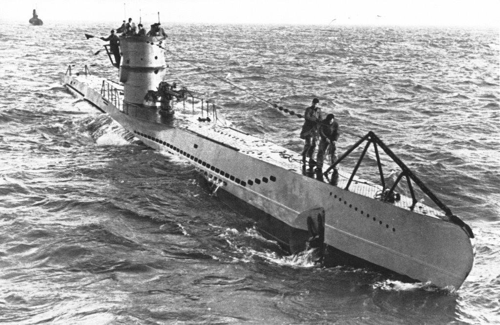 This is the U-85