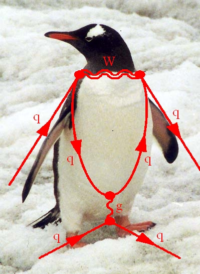 How A Physics Diagram Was Named After A Penguin Smart News