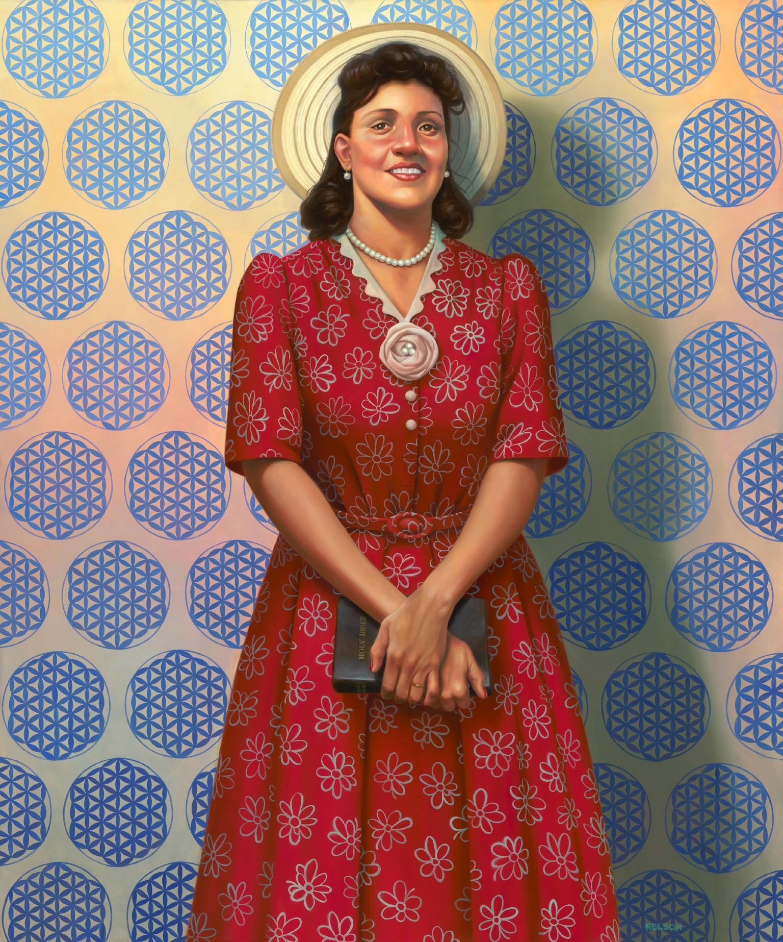Henrietta Lacks by Kadir Nelson