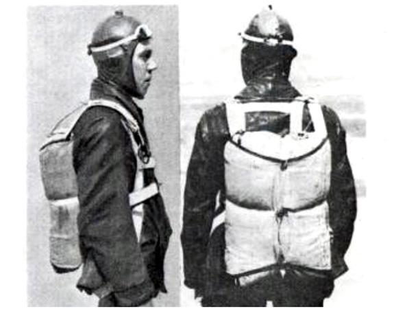 The Smith Aerial Life Pack, 1919