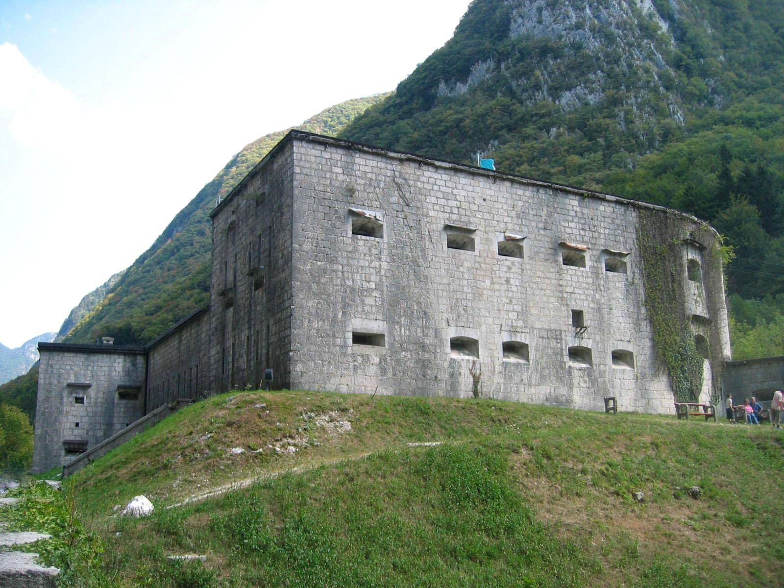 Isonzo Front Battlefields