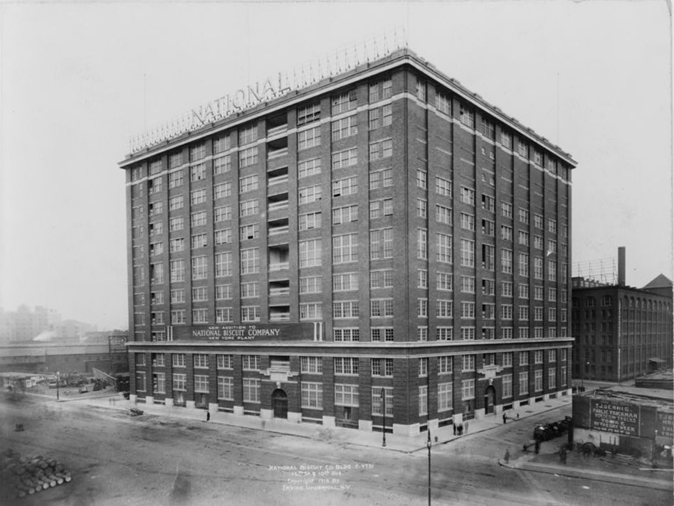 National Biscuit Co. Bldg., 15th St. & 10th Ave.