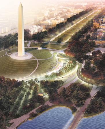 Washington Monument Grounds
