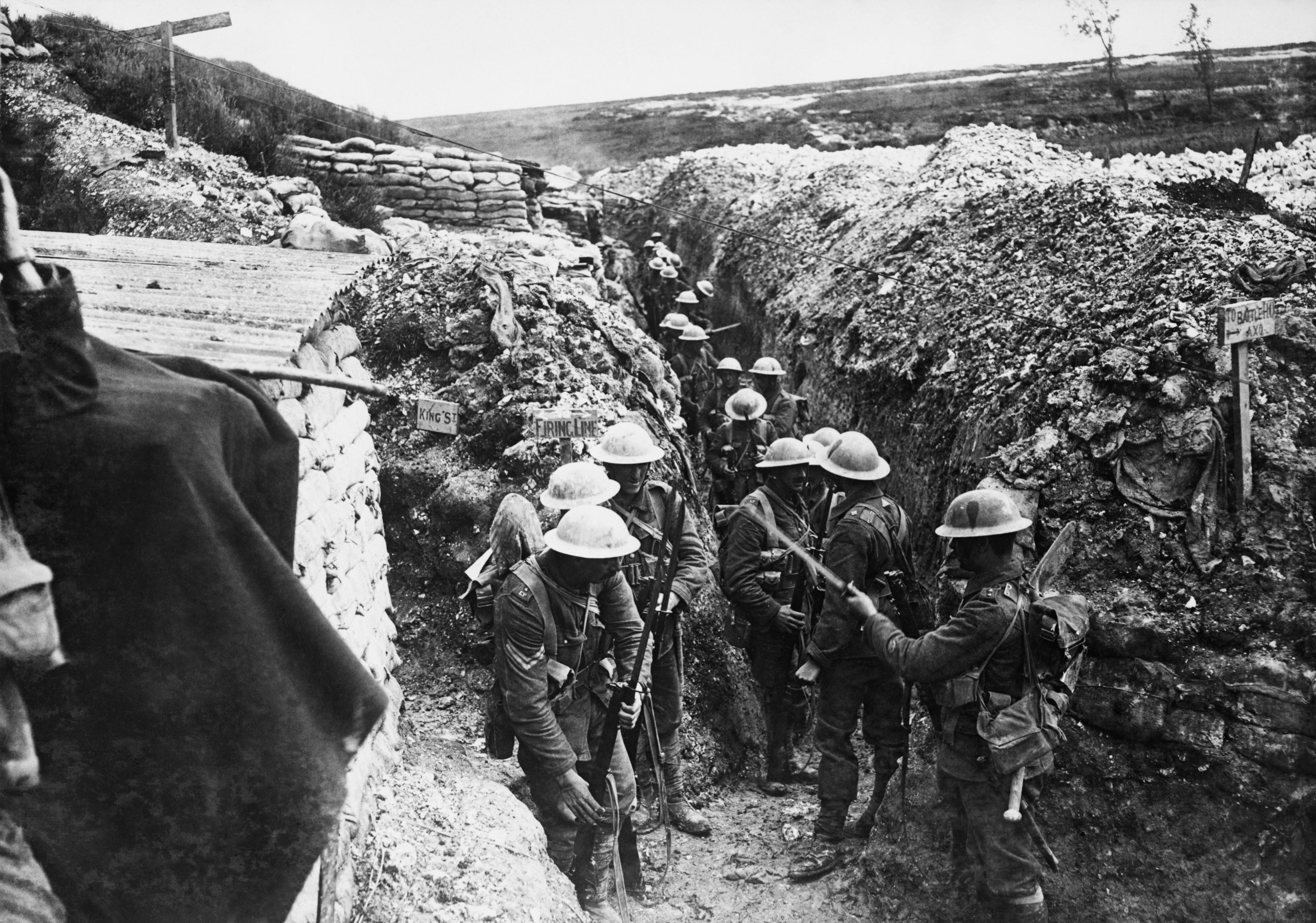 a history of the battle of somme German and british army veterans recall their experiences of the battle of the  somme.