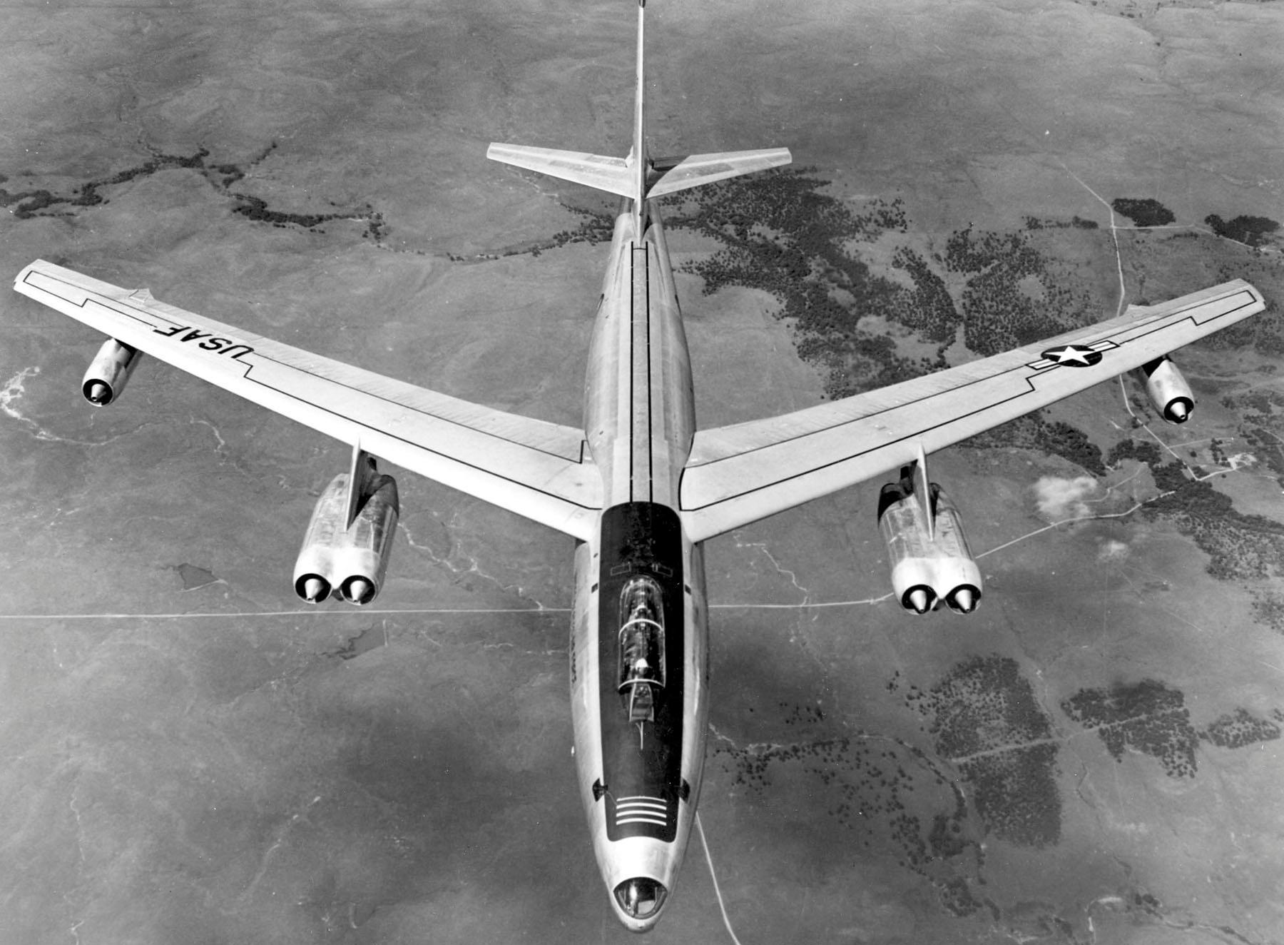 The RB-47E