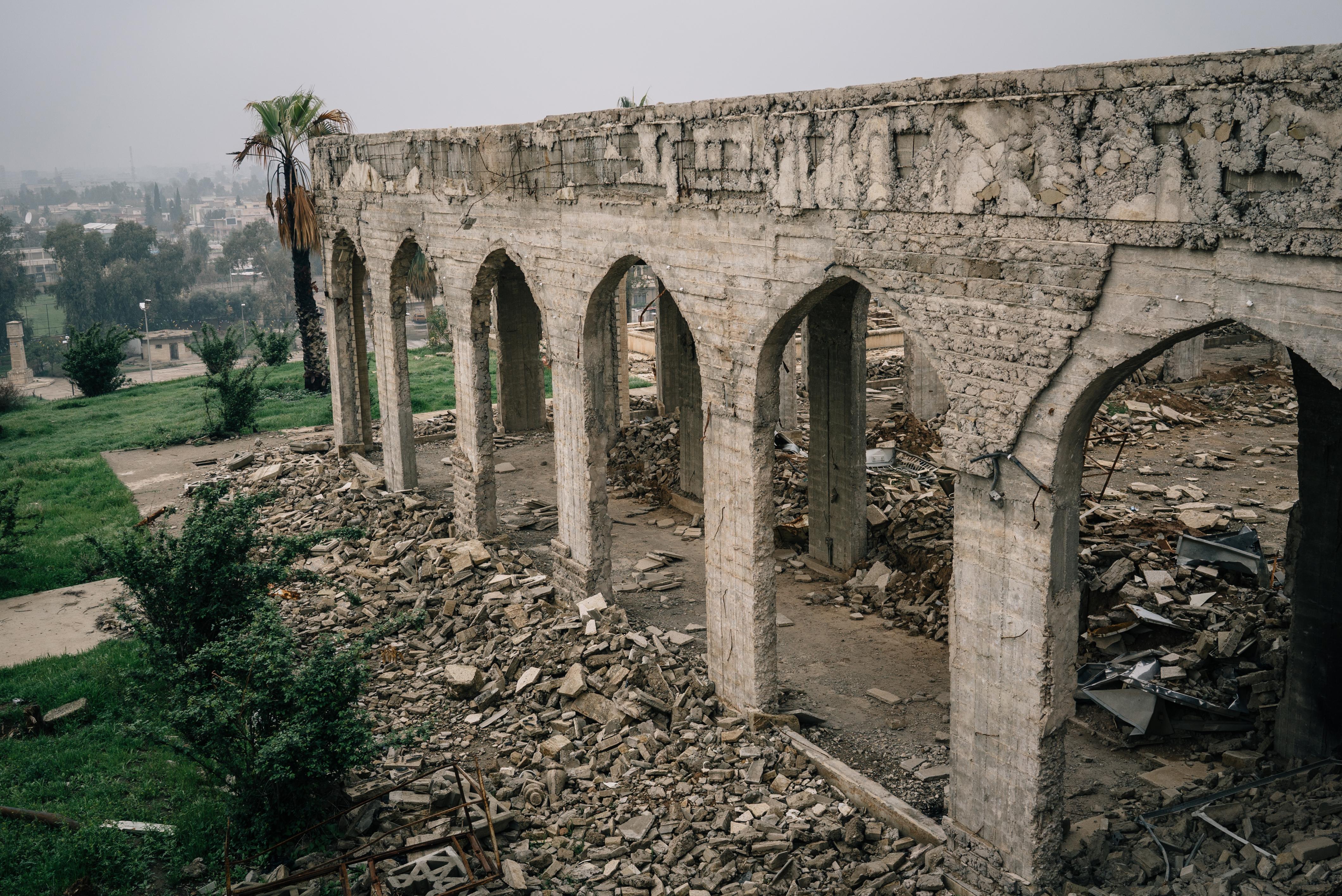 At Nineveh