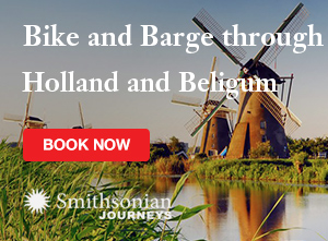 Explore Holland and Belgium on a Bike and Barge Cruise
