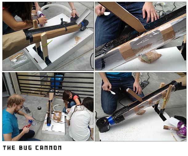 A bug cannon